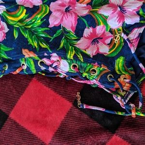 Juicy Couture Swim - Juicy Couture Floral Bathing Suit